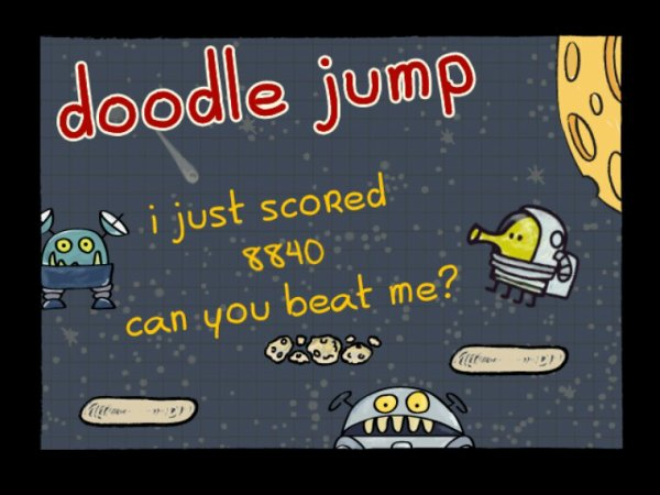 Beat my score!