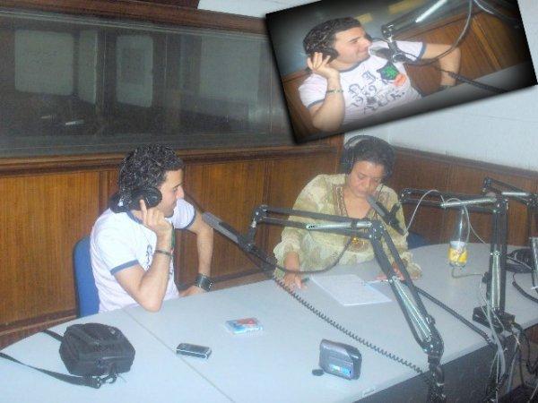 ilyasse-rai sur les radio