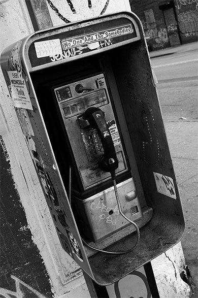 Chapitre 3                                                                                                                      Rencontre a la cabine téléphonique