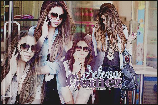 - - -----www.Gomez-Sellyz.skyrock.com ---------Suivez l'actualité de la talentueuse Selena Gomez !  ----------Ne manquer rien du train-train quotidien de cette star prometteuse, tels que ses candids, évènements, interviews, photoshoots... - -