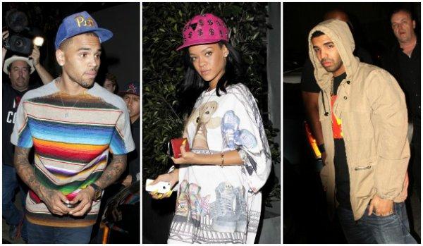 .. Chris Brown : Lil' Wayne veut que cette histoire de bagarre avec Drake s'arrête  ..