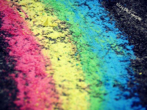 Mettre de la couleur dans notre vie
