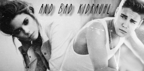 BAD KIDRAUHL You were there at the wrong time. You were the one I need to feel better now that it's done, Go AWAY. BAD KIDRAUHL