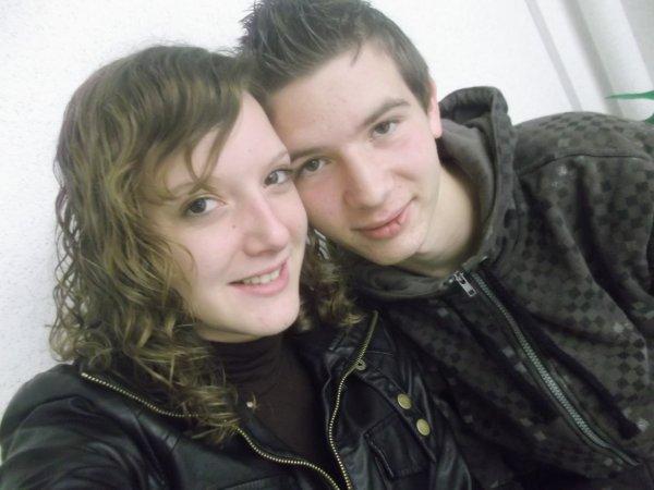 Moi et Mon Chouchou :)