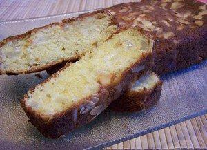Cake aux poires