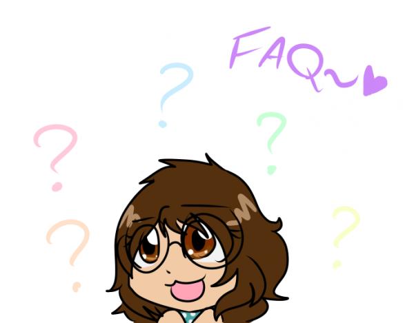 FOIRE AUX QUESTIONS! <3