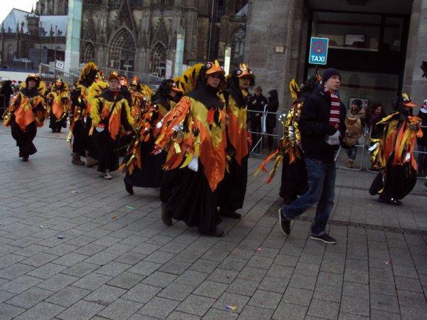 KÖLN . . . . und deine Parade Karnaval