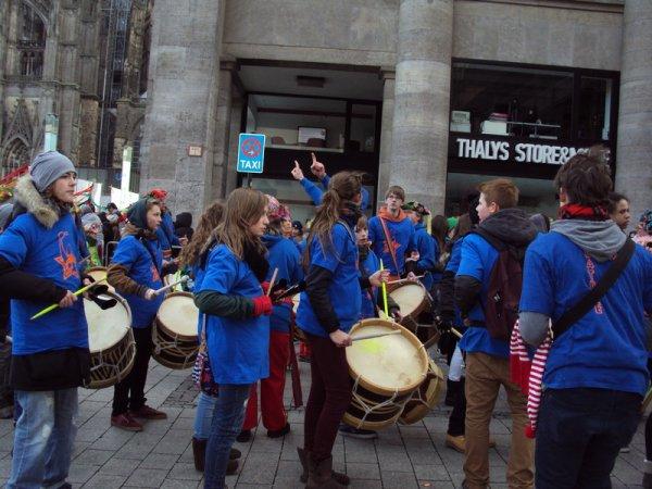KÖLN . . . . und deine Parade Karnaval 2
