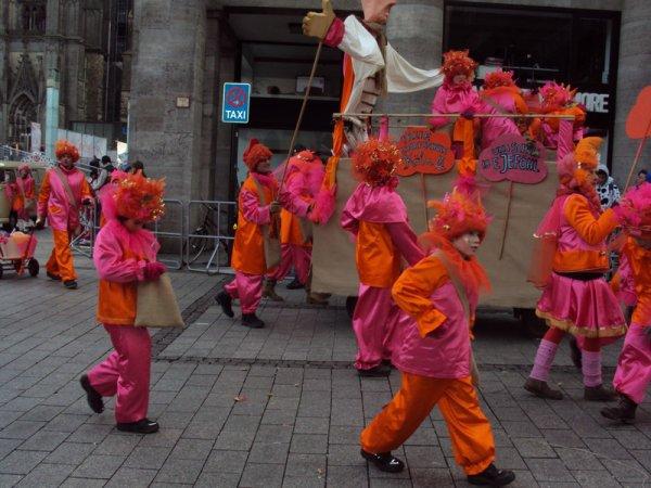 KÖLN . . . . und deine Parade Karnaval 4