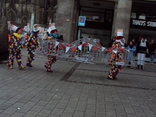 KÖLN . . . . und deine Parade Karnaval 6