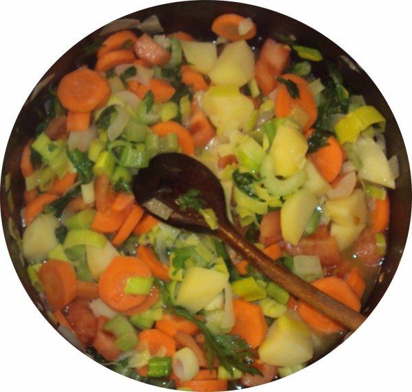 Ma futur soupe !