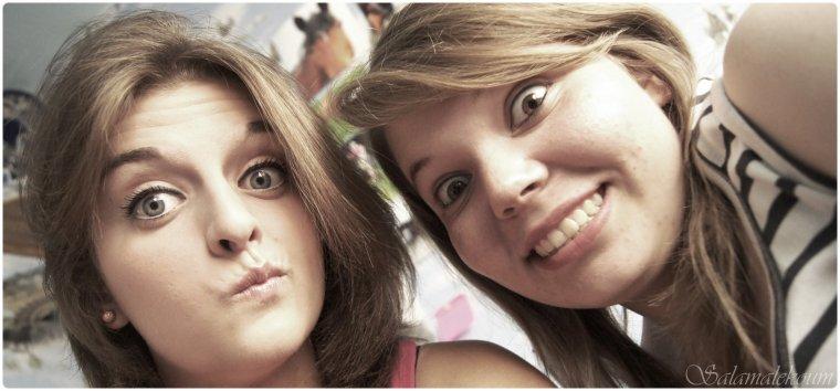 On rêve d'une amitié éternelle, puis on se rend compte qu'elle est fragile et rares sont les amis sincères. Une chose est sure, quand on les rencontre, notre existence en est changée à jamais.