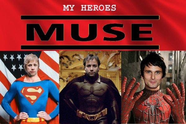 Muse Heros !!