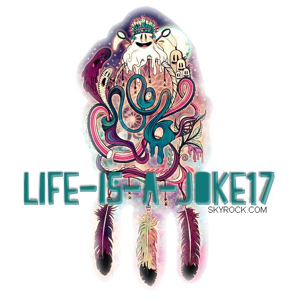 -Life is a joke (1).
