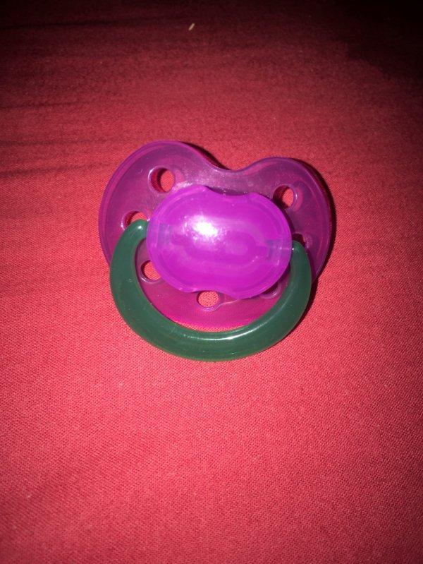 Bebisol violette et verte