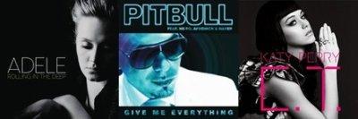 Top Single Etats Unis ( 6 Juin 2011 )