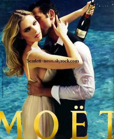 Moet et Chandon + Mango + Projets démentis + Photo inédite