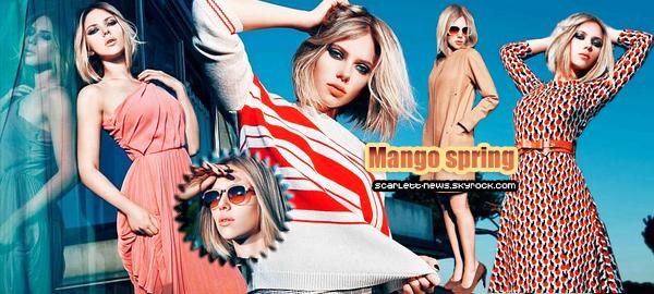 Mango printemps 2011 + GQ photos + nouvelles rumeurs