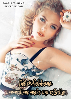 Nouvelles photos SNL + Dolce & Gabbana Italian Summertime + fin de la collaboration avec Mango