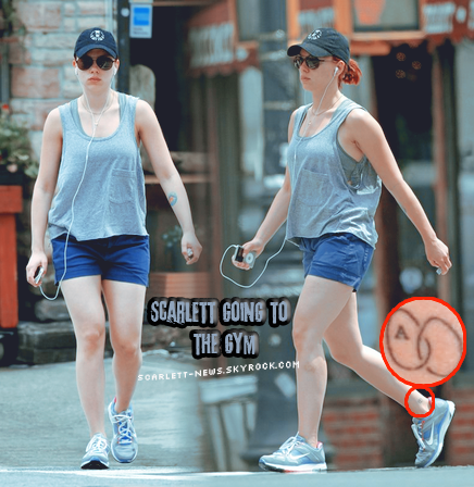 Articles de scarlett news tagg s tatouage blog source sur la sublime scarlett johansson - Scarlett prenom ...