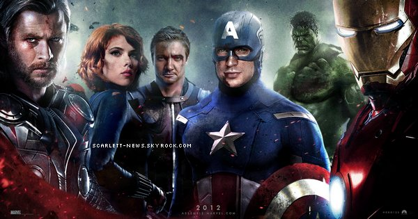 The Beauty Book + The Avengers (trailer + affiche) + W magazine