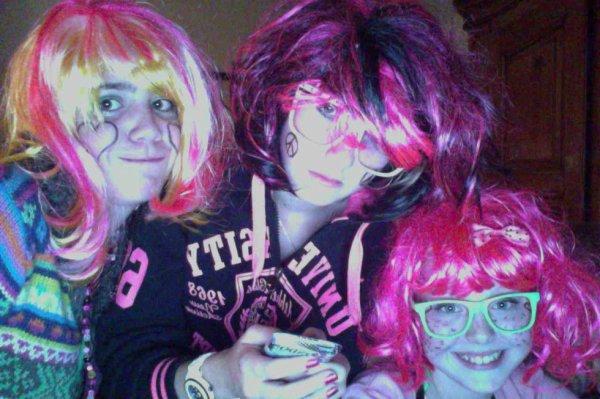 La famille de Jackeline !!! :D <3