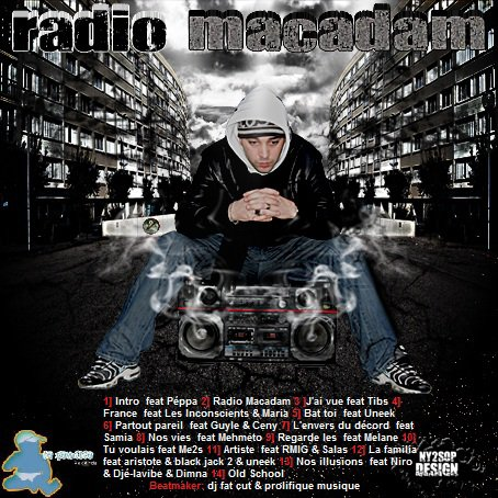 Radio Macadam