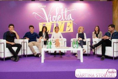 Conference de presse a Milan partie 2