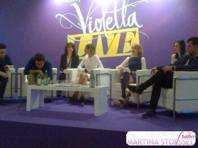 Conference de presse a Milan partie 4