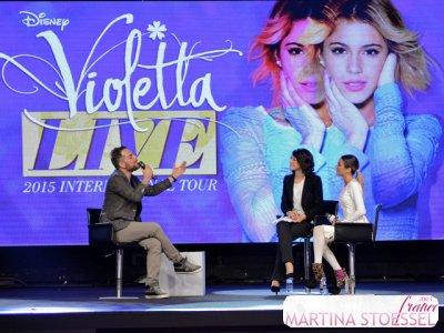 Tini a la Radio Italia partie 1