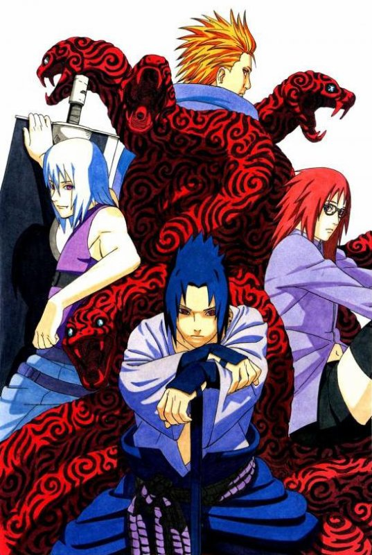 Team Sasuke.