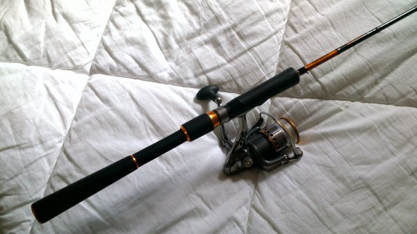 Mes combos pour la pêche des carnassiers