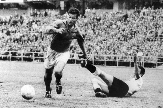 JUST FONTAINE, LE GOLEADOR DE LA COUPE DU MONDE