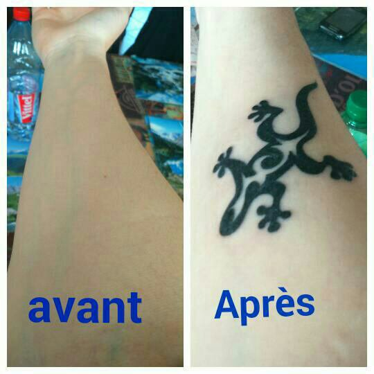 Mon tatoo :-P