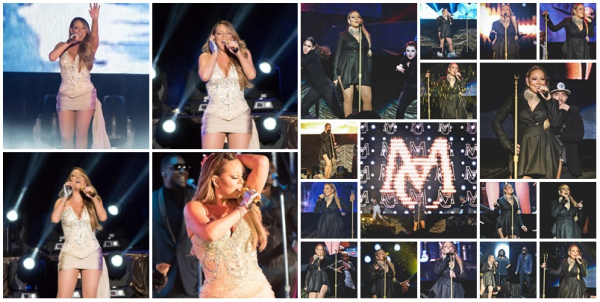 """[ Edit] Mariah Carey annonce sa tournée mondiale """"The Elusive Chanteuse Show"""""""
