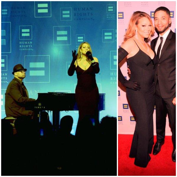 Mariah News : Las Vegas - retour chez Sony
