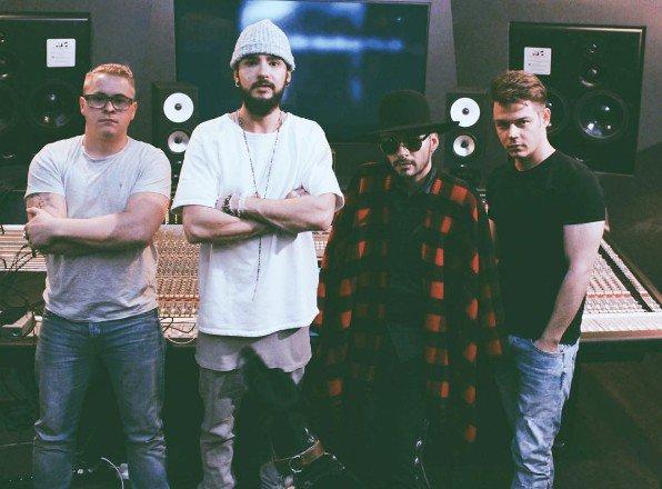 Instagram Tokio Hotel - 12.01.2016