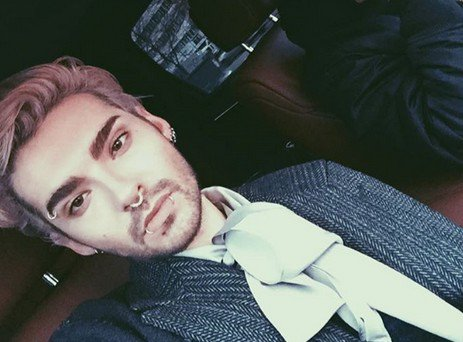 Instagram Bill Kaulitz - 16.01.2016