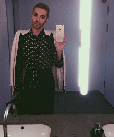 Instagram Bill Kaulitz - 18.01.2016