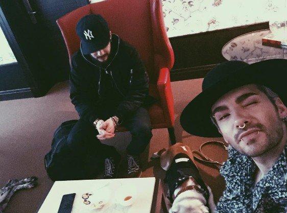Instagram Bill Kaulitz - 04.02.2016