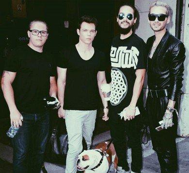 Instagram Tokio Hotel - 15.02.2016