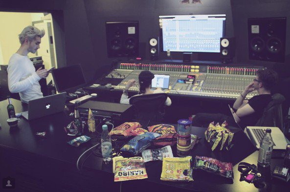 Instagram Tokio Hotel - 01.03.2016