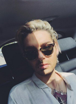 Instagram Bill Kaulitz - 20.03.2016
