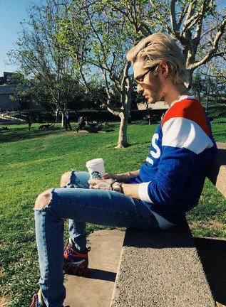 Instagram Bill Kaulitz - 22.03.2016