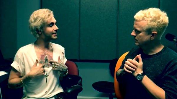 Suite Interview avec Jojo Wright - Bill Kaulitz a tatoué des fans, ses nouveaux tatouages, et plus encore! - Avril 2016