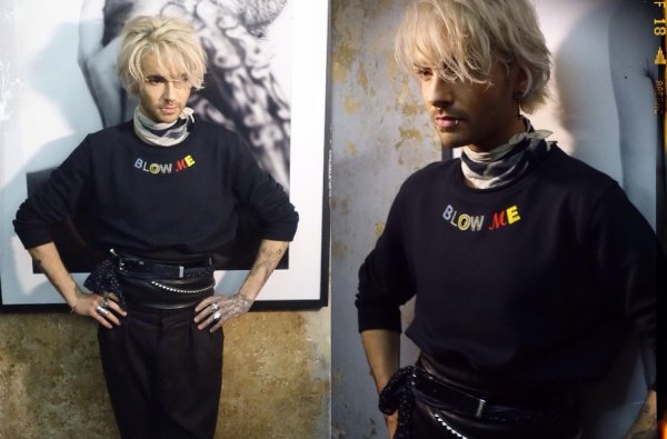 Fashion Meets Media - Lancement du livre de Billy - Berlin (Allemagne) - 04.05.2016