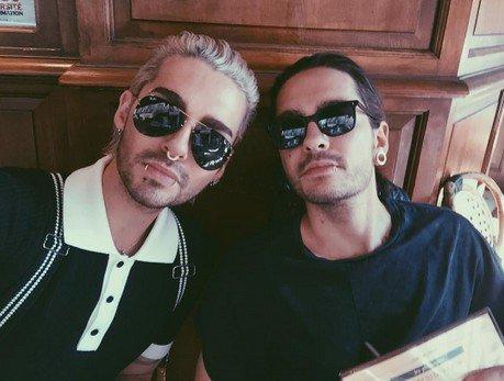 Instagram Bill Kaulitz - 07/08.05.2016