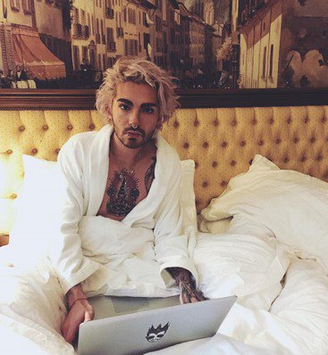 Instagram Bill Kaulitz - 09.05.2016