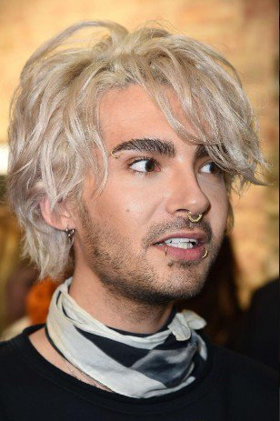 LADEPECHE.fr - Nouveau look pour Bill Kaulitz : le chanteur des Tokio Hotel est méconnaissable