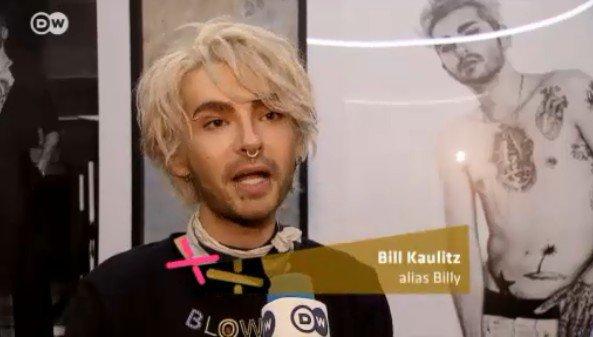 DW PopXport – Billy – Le chanteur de Tokio Hotel fait cavalier seul